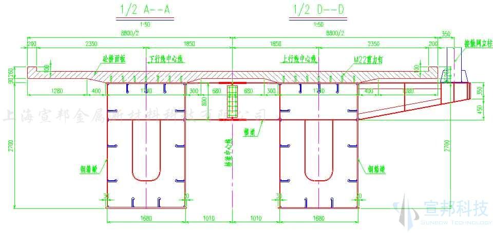 桥梁钢结构设计规范》